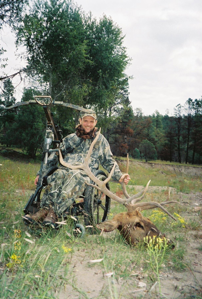 All American Outfitters - Crossbow Trophy